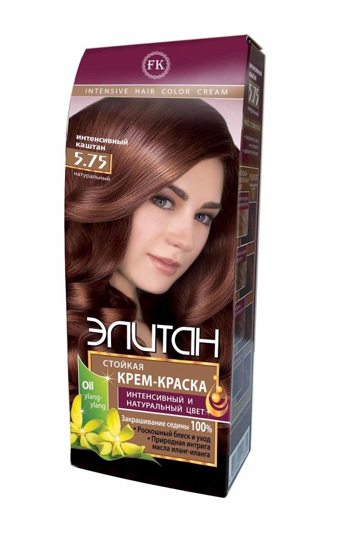 Saç boyası Элитан Intensiv 5.75 İntensiv şabalıd