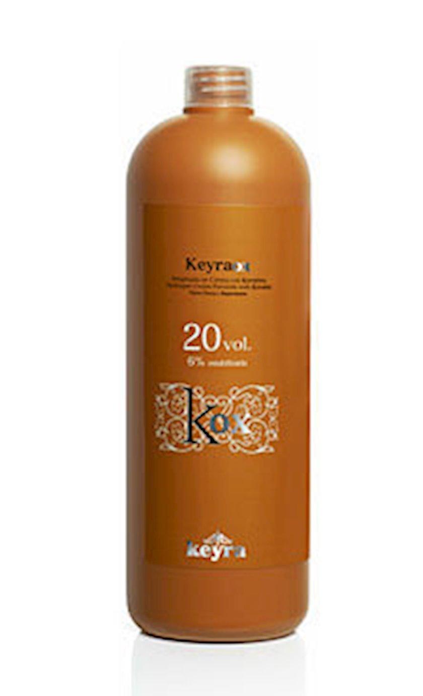 Krem-oksid Keyra keratin ilə 20 vol / 6%
