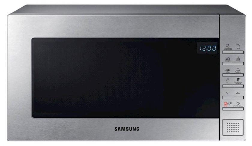 Микроволновая печь Samsung ME88SUT/BW 800W, серебристый