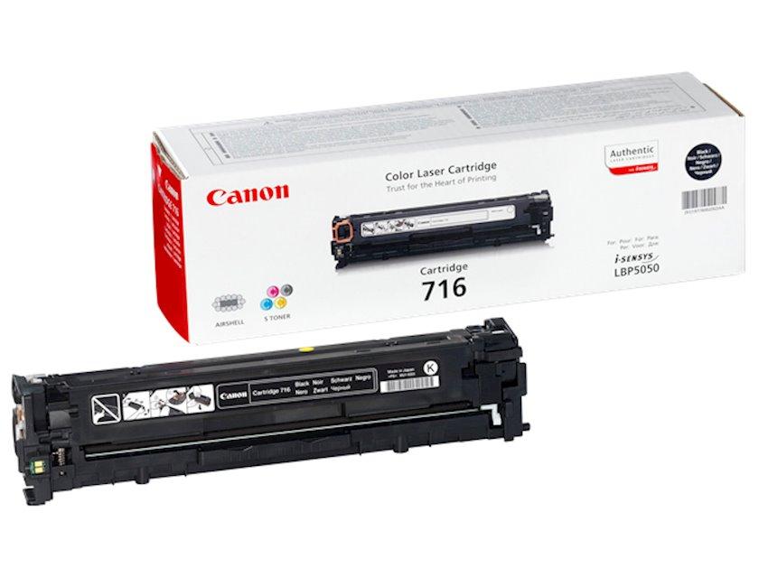 Toner-kartric Canon 716 Black