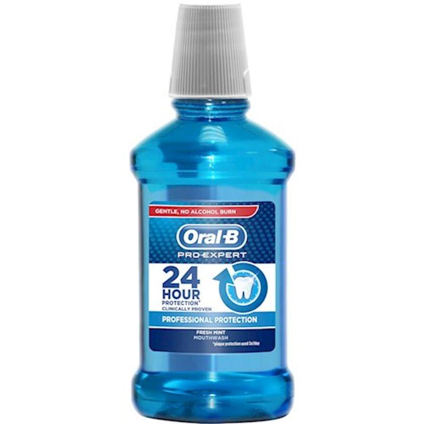 Ağız boşluğu yaxalayıcısı Oral-B Peşəkar müdafiə, 250 ml
