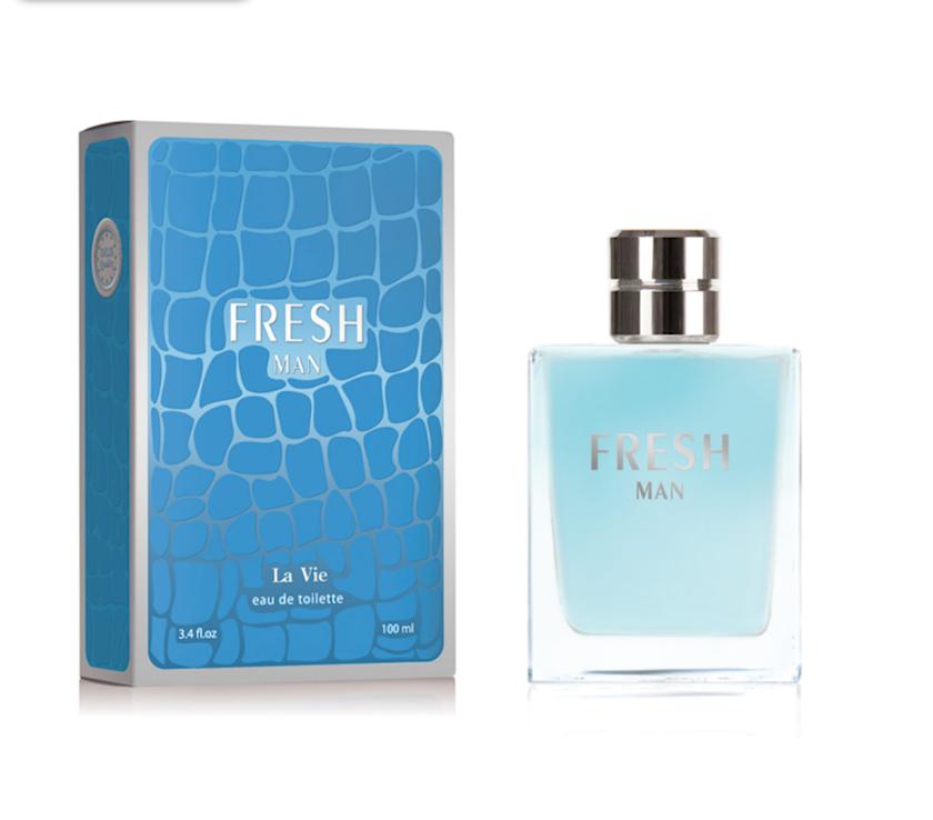 Kişilər üçün tualet suyu Dilis Parfum Aqua Blue 100ml