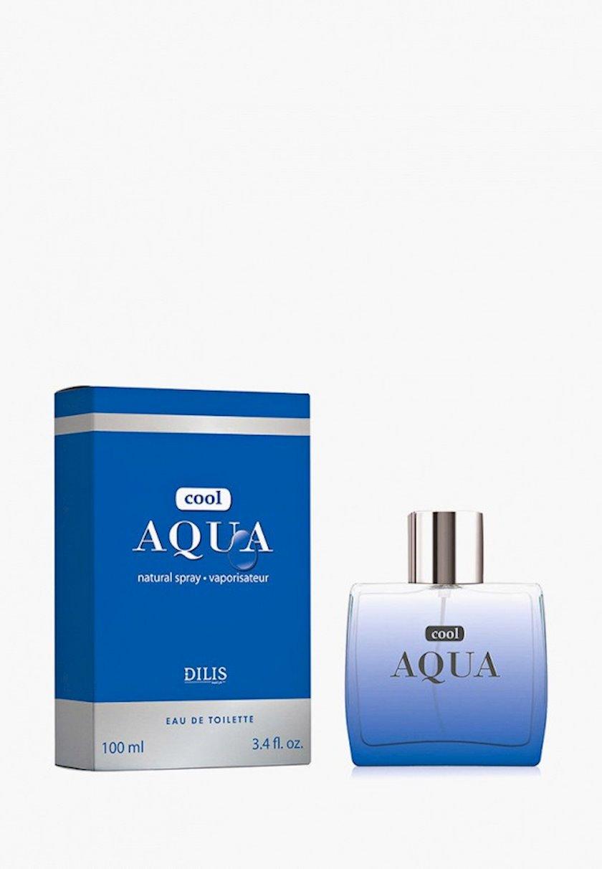 Kişilər üçün tualet suyu Dilis Parfum Aqua Cool 100ml