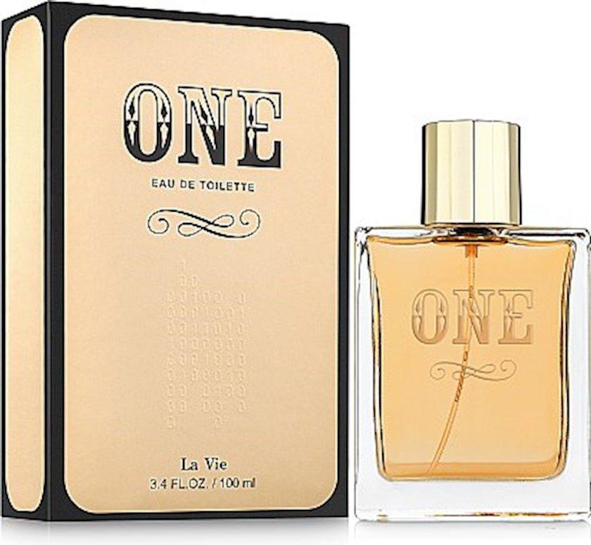 Kişilər üçün tualet suyu Dilis Parfum La Vie Pour Homme One 100ml
