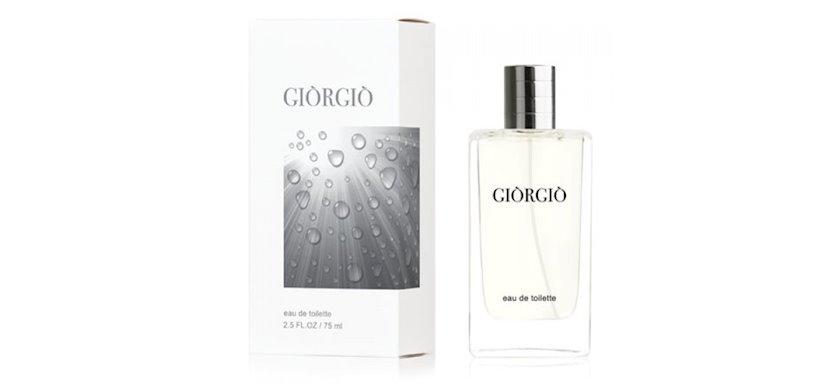 Kişilər üçün tualet suyu Dilis Parfum Trend Giorgio 75ml