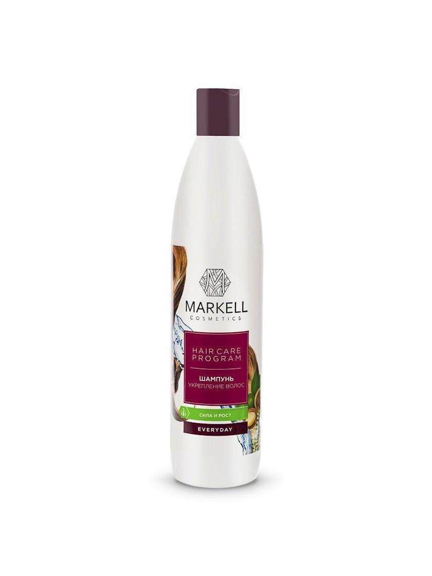 Şampun Markell Hair Care Program Saçların Gücləndirilməsi 500 ml
