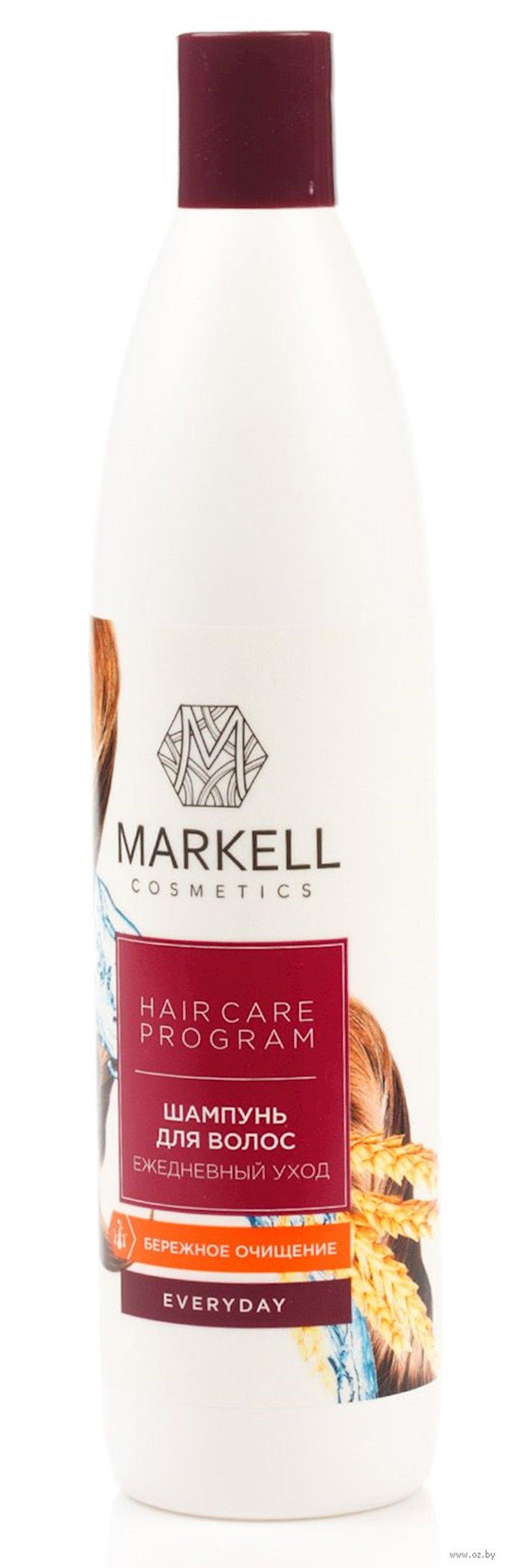 Şampun Markell Hair Care Program Gündəlik Qulluq 500 ml