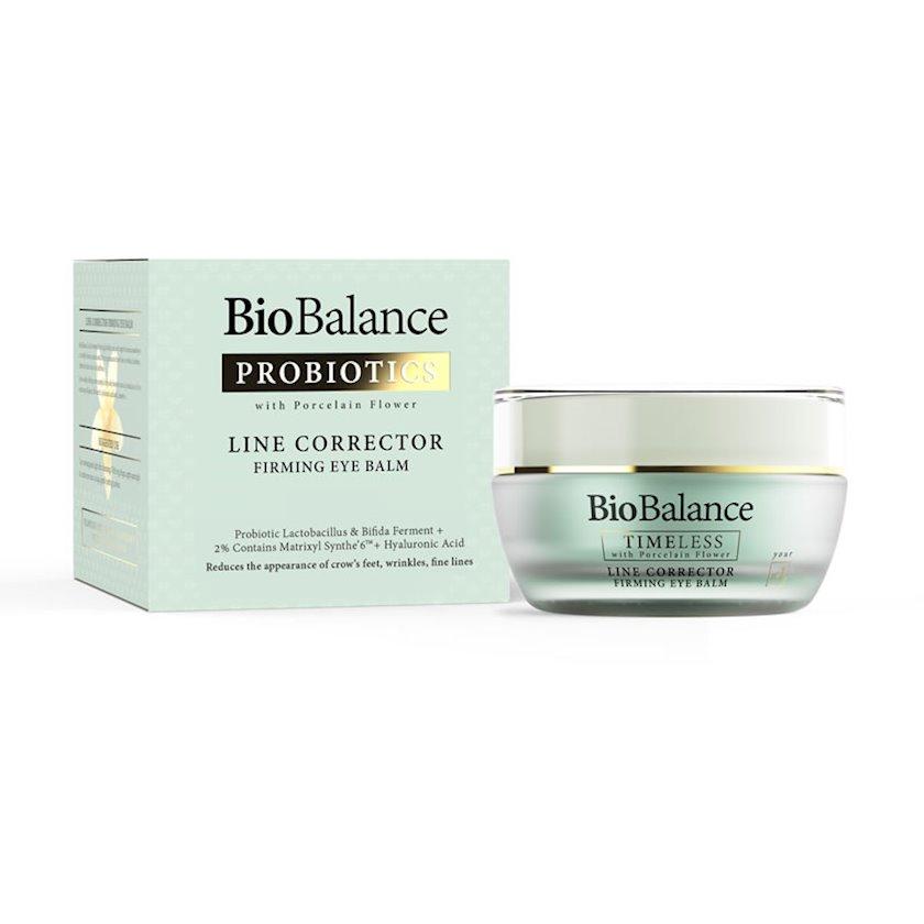 Göz ətrafı dəri üçün krem  Biobalance Line Corrector, 15 ml