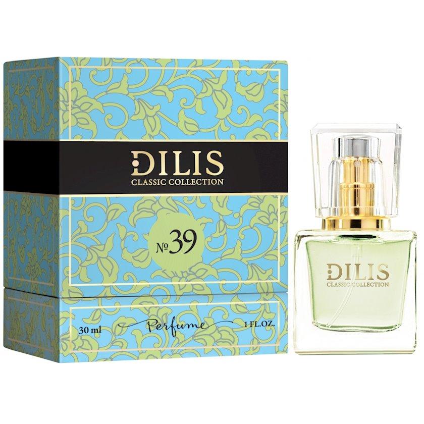 Ətir qadınlar üçün Dilis Parfum Classic Collection №39 30 ml