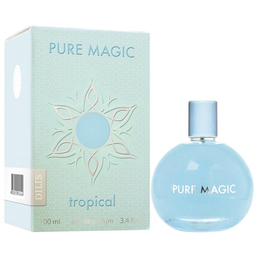 Ətir suyu qadınlar üçün Dilis Parfum Pure Magic Tropical 100 ml