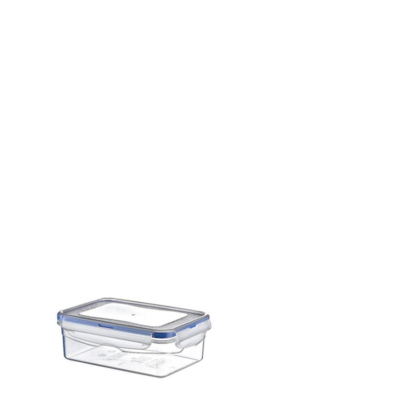 Saxlama qabı Hobby Life Dikdörtgen Sızdırmaz Saklama Kabı, plastik, germetik, 9.7x14.5x5.2 sm, 400 ml
