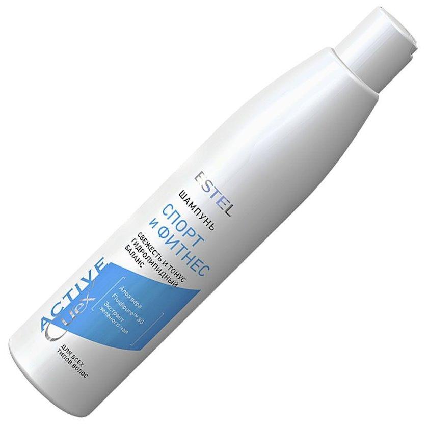 Saç şampunu Estel Professional Curex Active 300 ml