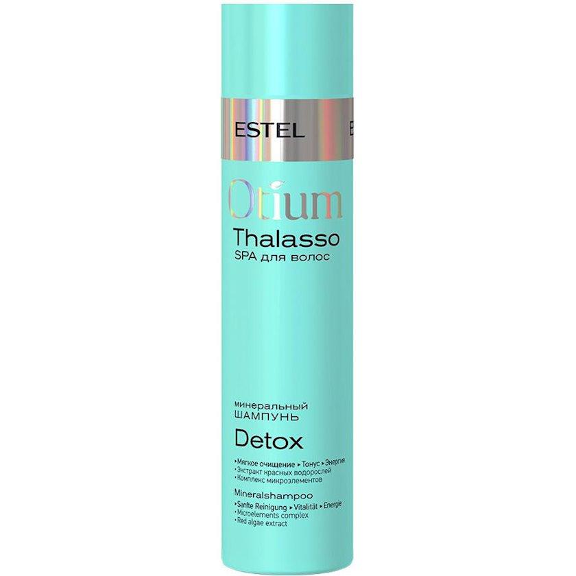 Mineral saç şampunu Estel Professional Otium Thalasso Detox 250 ml