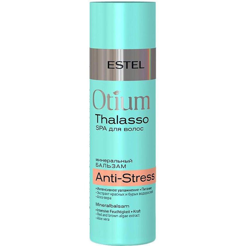 Saçlar üçün mineral balzam Estel Professional Otium Thalasso Anti-Stress, 200 ml