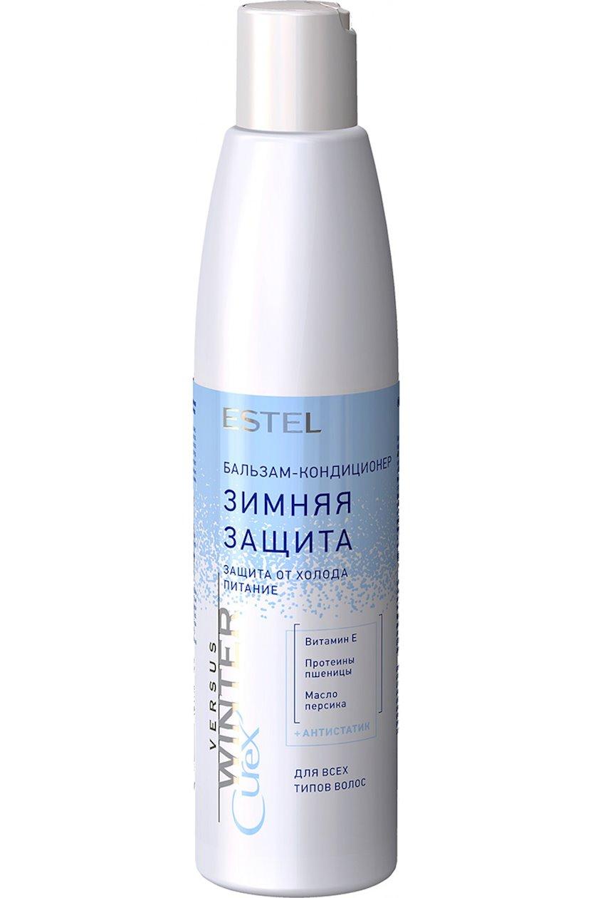 """Saçlar üçün balzam """"Qorunma və qidalanma"""" Estel Professional Curex Versus Winter, 250 ml"""