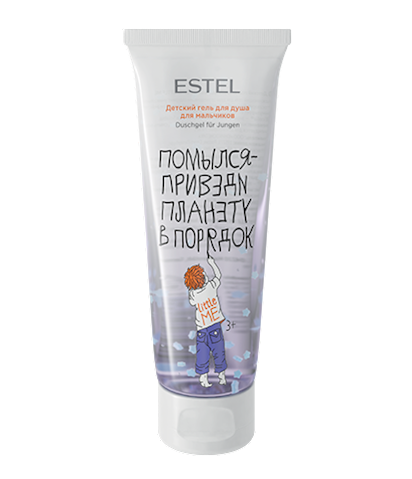 Uşaqlar üçün duş geli Estel Professional Little Me oğlanlar üçün 200ml