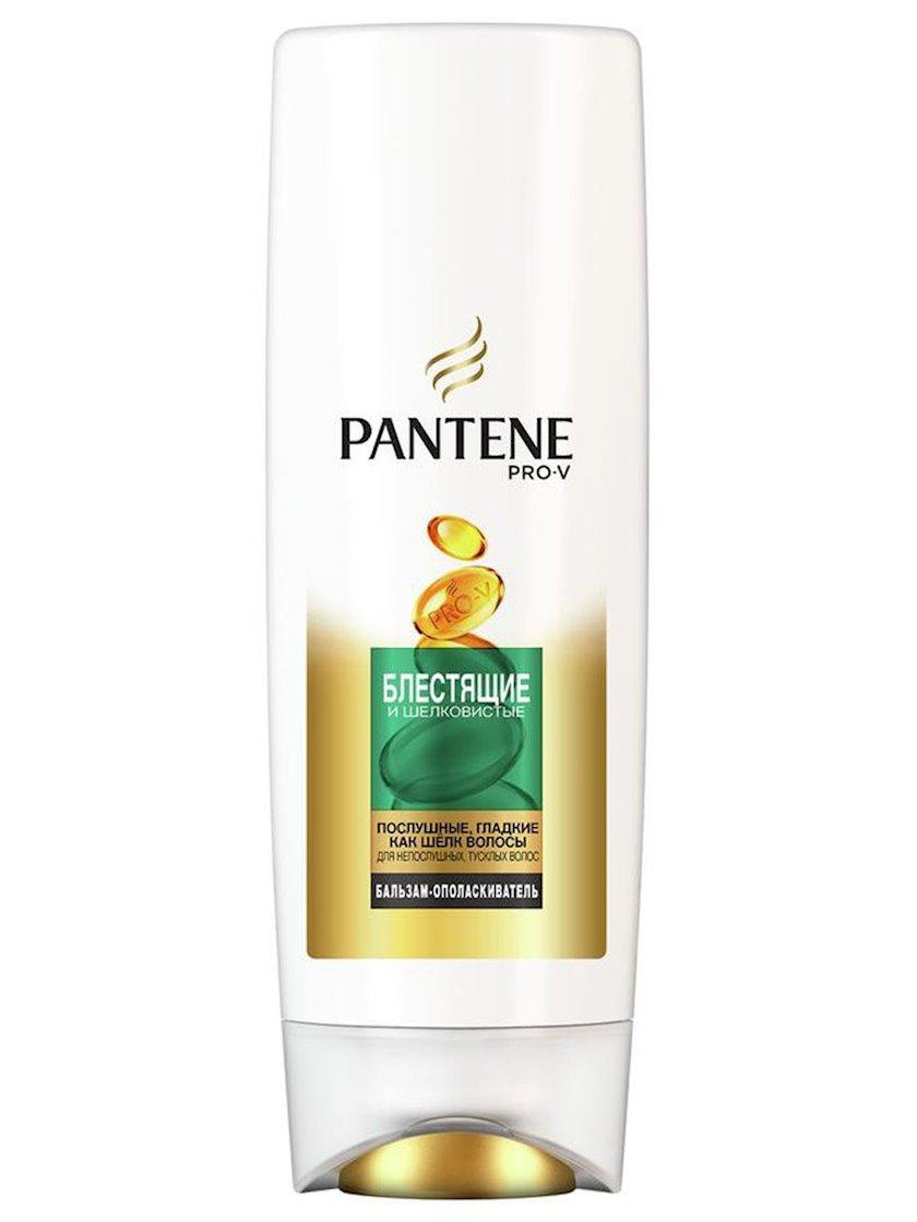 Zərdab-yaxalayıcı saçlar üçün Pantene Pro-V Parlaq və İpək saçlar