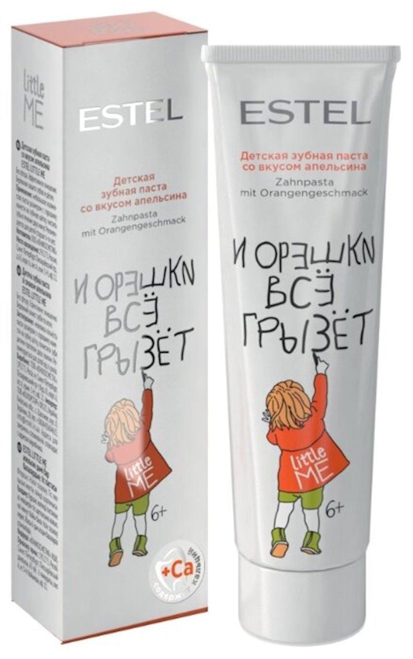 Uşaqlar üçün portağal ətirli diş pastası Estel Professional Little Me 50ml