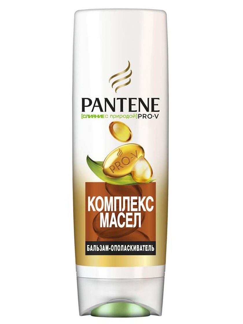 Zərdab-yaxalayıcı saçlar üçün Pantene Pro-V Təbiətlə birləşmək Oil Therapy