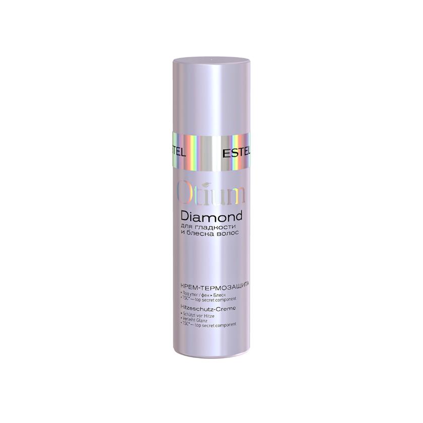Termal qoruyucu krem Estel Professional Otium Diamond hamar və parlaq saçlar üçün 100 ml