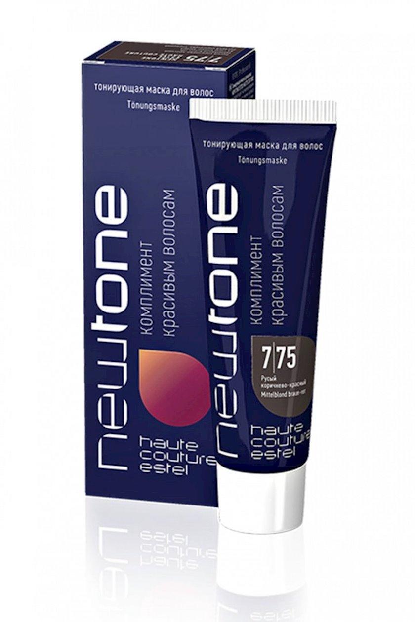 Saç tonlaşdırıcı maska Estel Professional NewTone 7/75, 60 ml