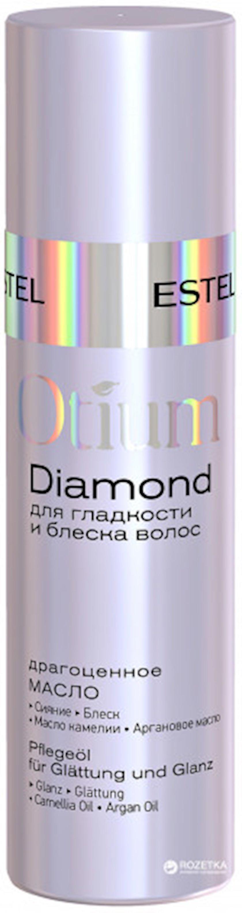 Saç yağı Estel Professional Otium Diamond, 100 ml