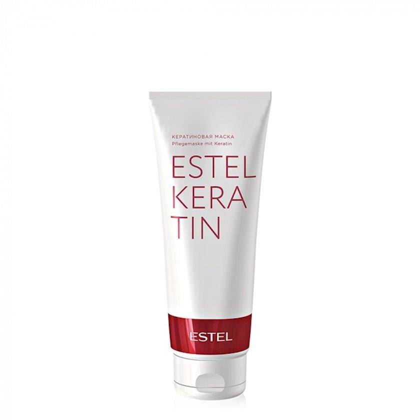 Saç maskası Estel Professional Keratin, 250 ml