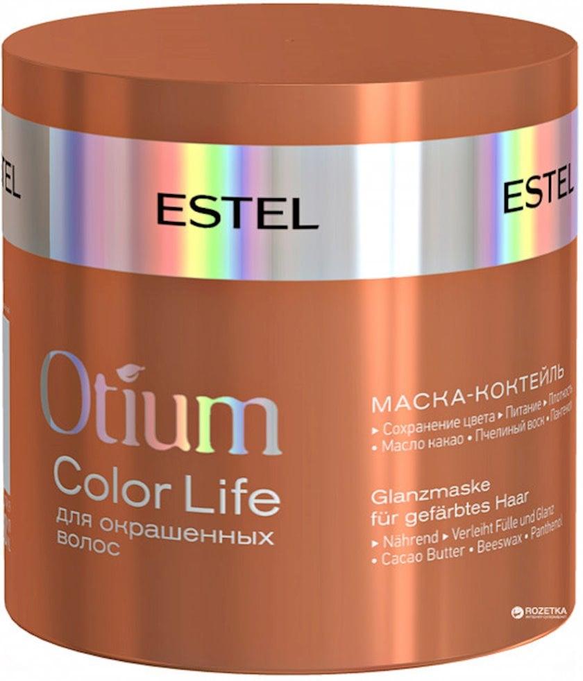 Saç maskası Estel Professional Otium Color Life, 300 ml