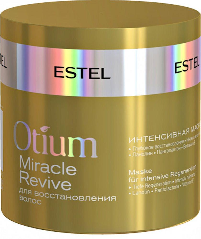 Saç maskası Estel Professional Otium Miracle, 300 ml