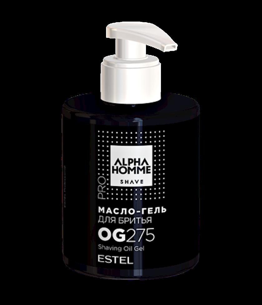 Təraş üçün yağ-gel Estel Alpha Homme PRO 275 ml