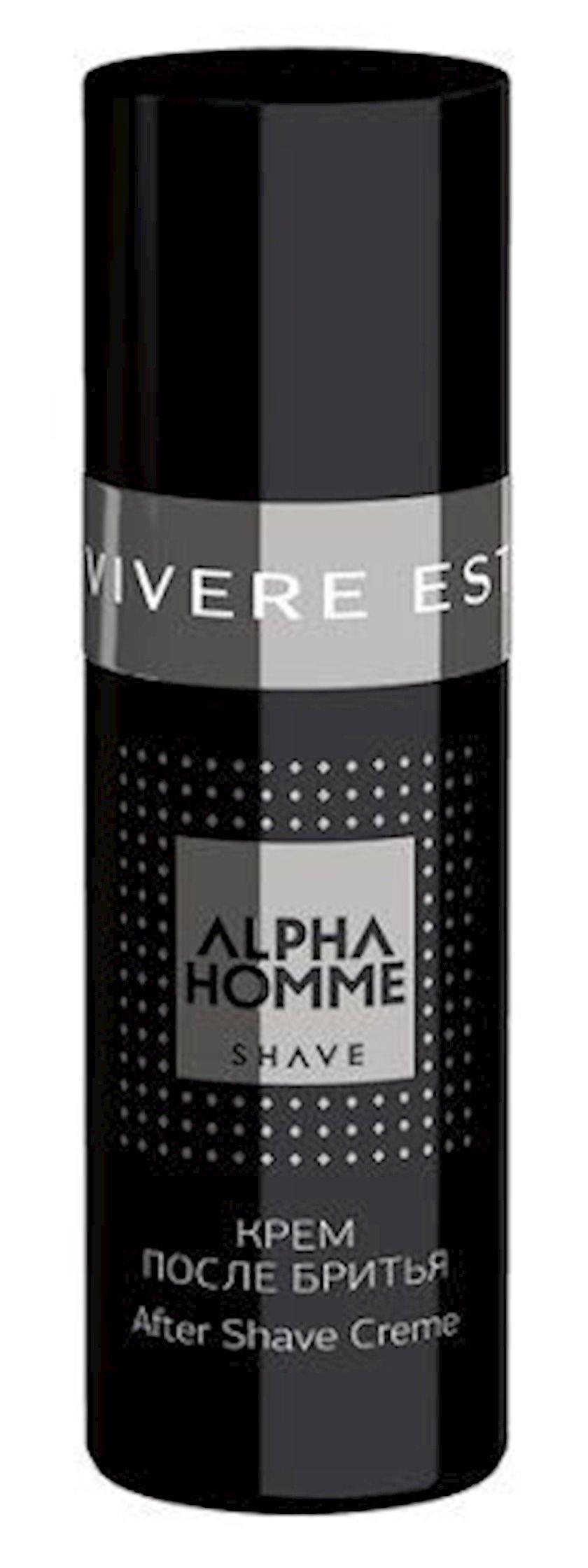 Təraş sonrası krem Estel Alpha Homme 50 ml