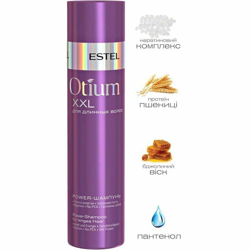 Şampun Estel Professional uzun saçlar üçün 250 ml