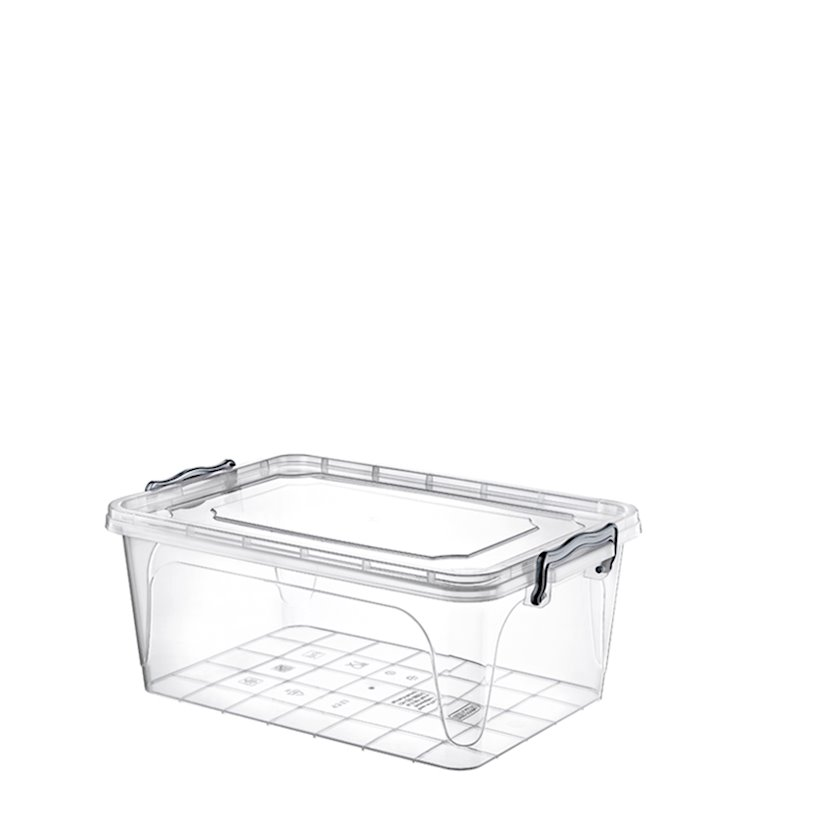 Saxlama konteyneri Hobby Life Trend, plastik, 42.2x28.2x17.1 sm, 13 l