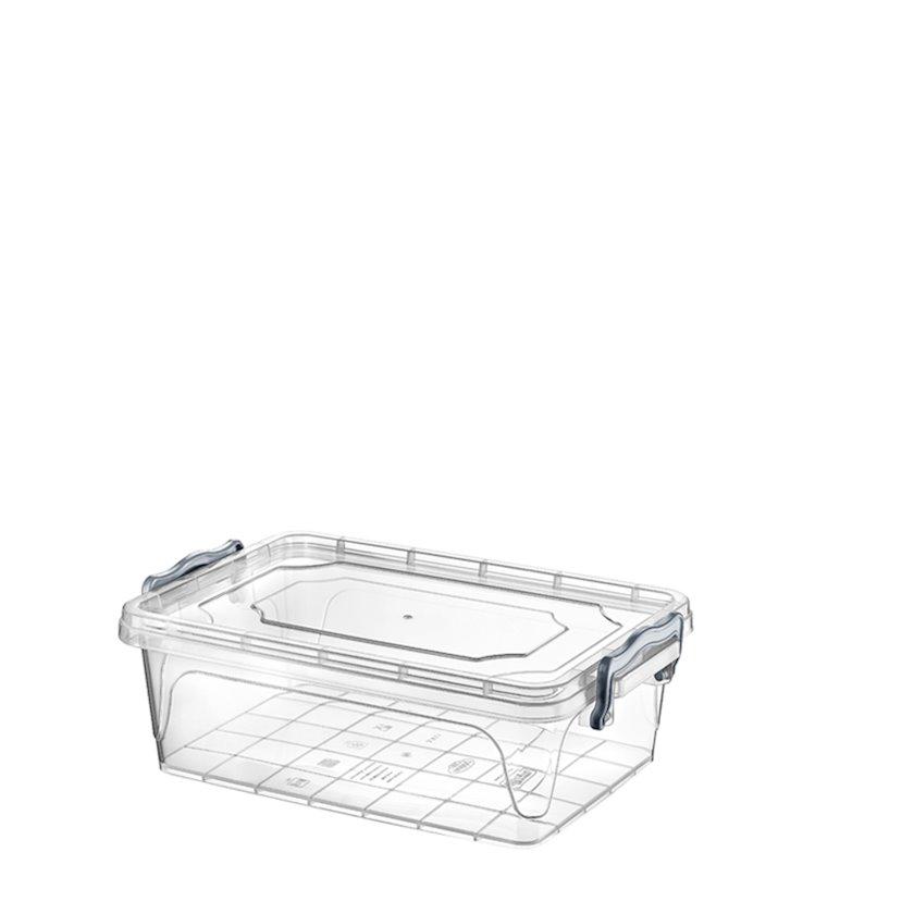 Saxlama konteyneri Hobby Life Trend, plastik, 36.5x24x12 sm, 6 l