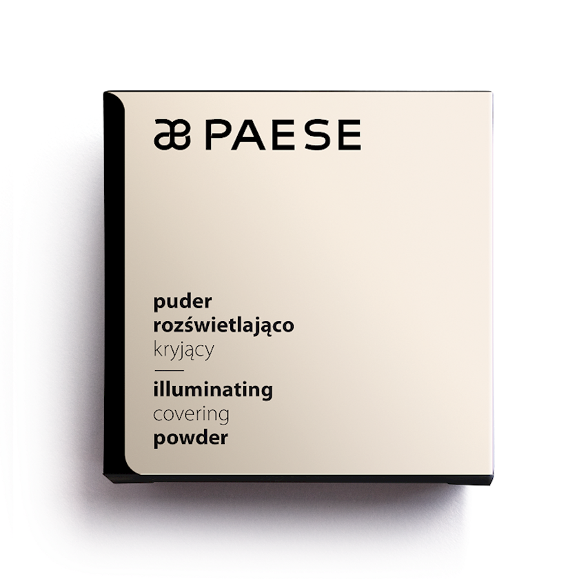 Kompakt kirşan Paese Illuminating Covering Powder 2C Natural 9q