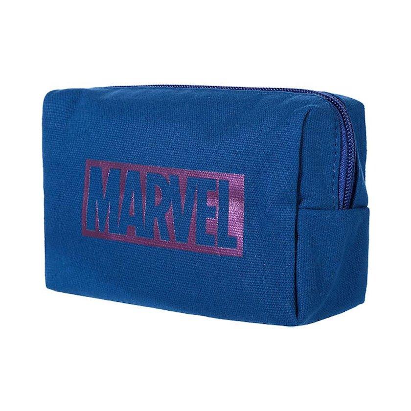 Kosmetika çantası Miniso Marvel Blue
