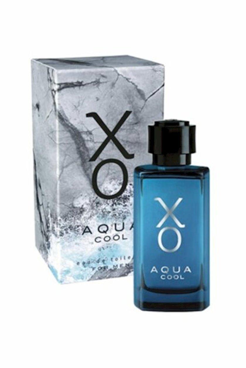Tualet suyu kişilər üçün Xo Men Aqua Cool, 100 ml