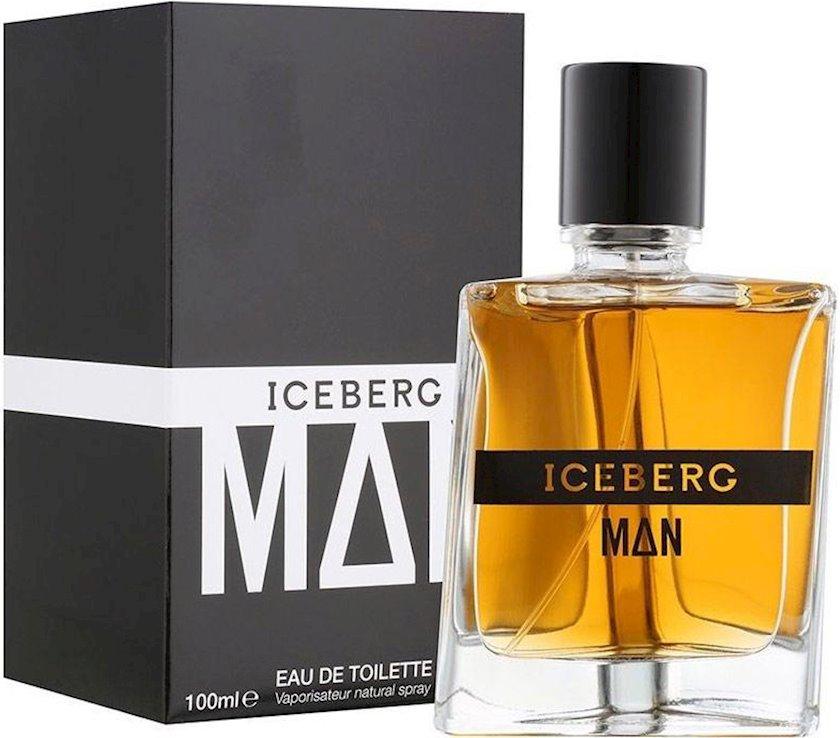 Tualet suyu kişilər üçün Iceberg Man Iceberg , 50 ml