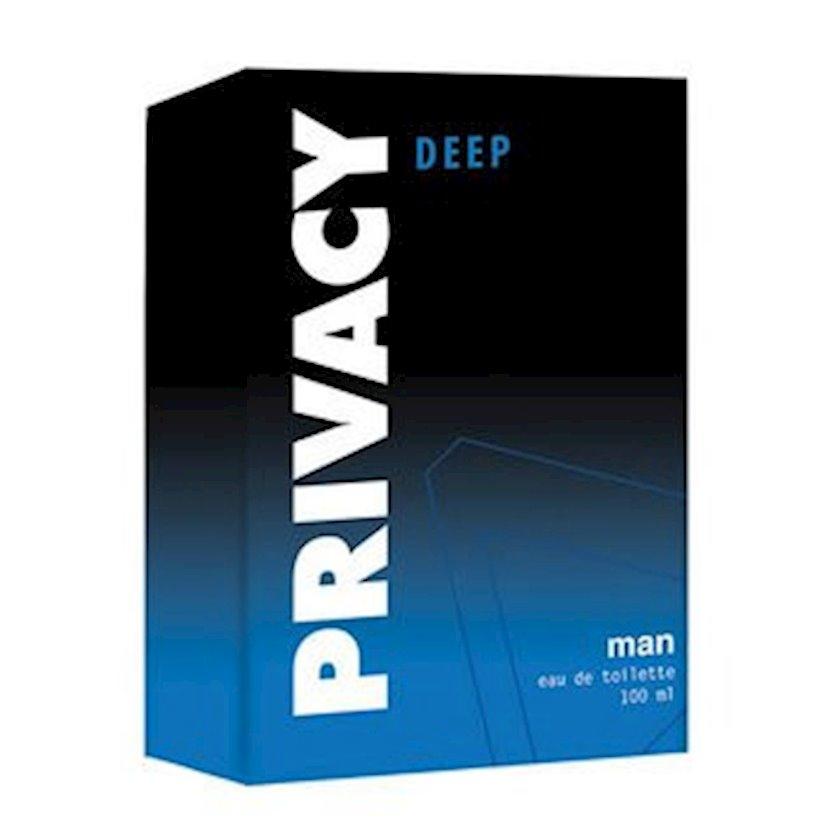 Tualet suyu kişilər üçün Privacy Deep, 100 ml