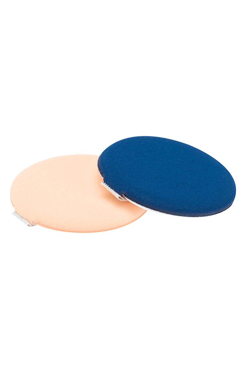 Pudra yastığı Miniso Airy Cushion Powder Puff 2 əd, göy/bej