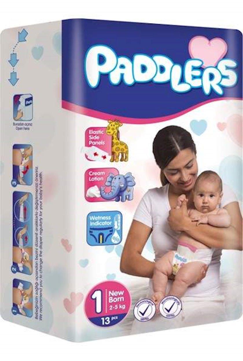 Uşaq bezləri Paddlers Newborn 13 əd