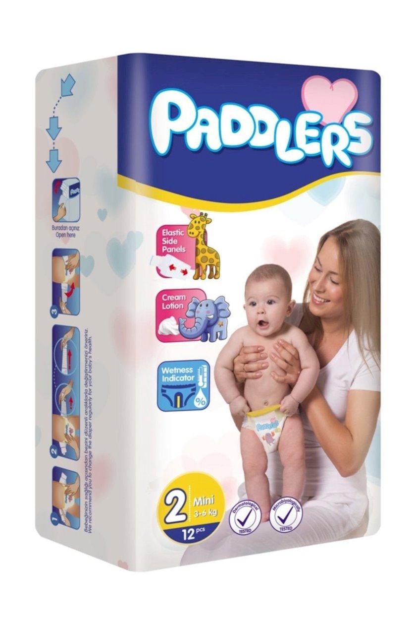Uşaq bezləri Paddlers Mini 12 əd