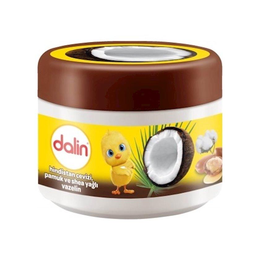 Vazelin Dalin uşaqlar üçün kokos ətri ilə 100 ml