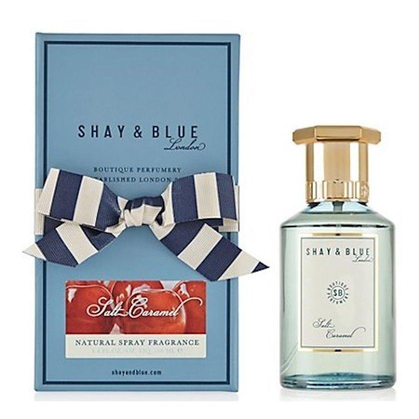 Uniseks ətir suyu Shay & Blue Salt Caramel Fragrance 100ml