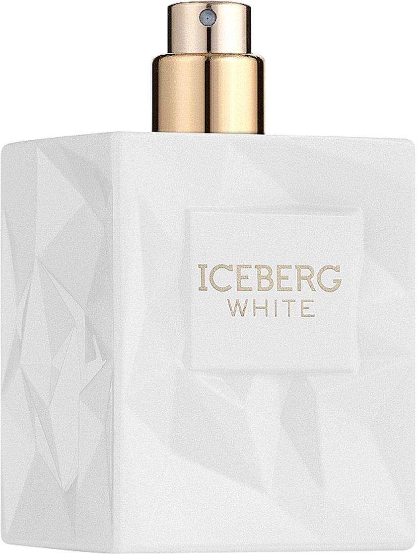 Qadınlar üçün tualet suyu Iceberg White, 100 ml