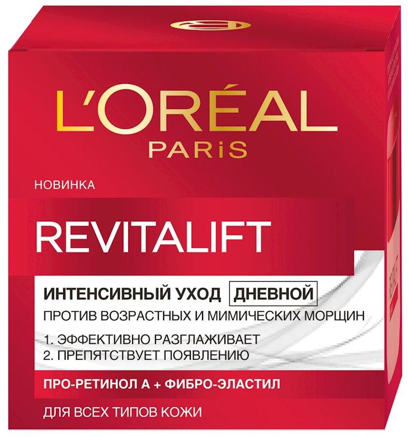 Krem L'Oreal Paris Revitalift Gündüz liftinq qulluqu 50 ml