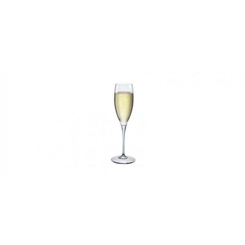 Qədəh dəsti şampan üçün Bormioli Rocco Premium