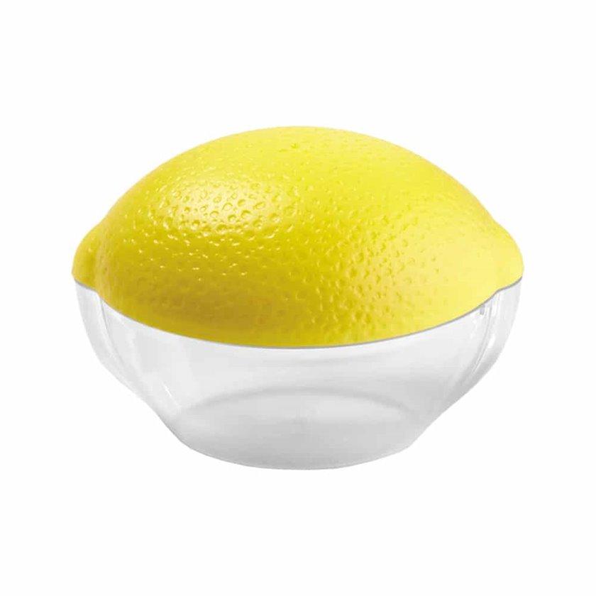 Saxlama qabı limon üçün Snips, fiqurlu
