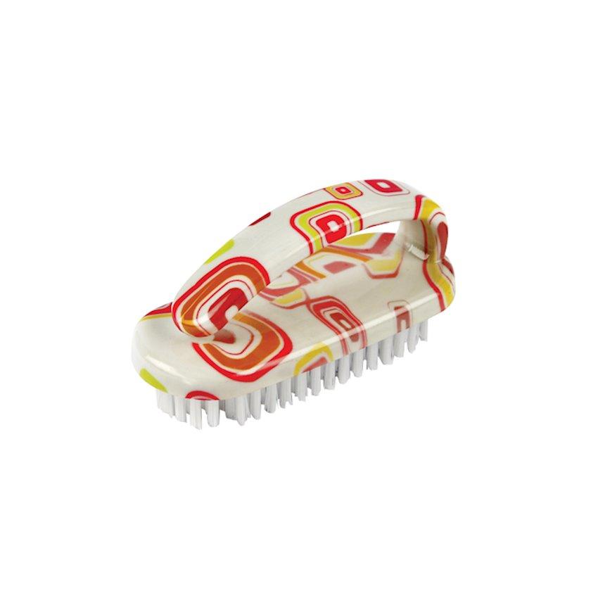 Fırça Lionesse 8124 dırnaqlar və əldən tozun təmizlənməsi üçün