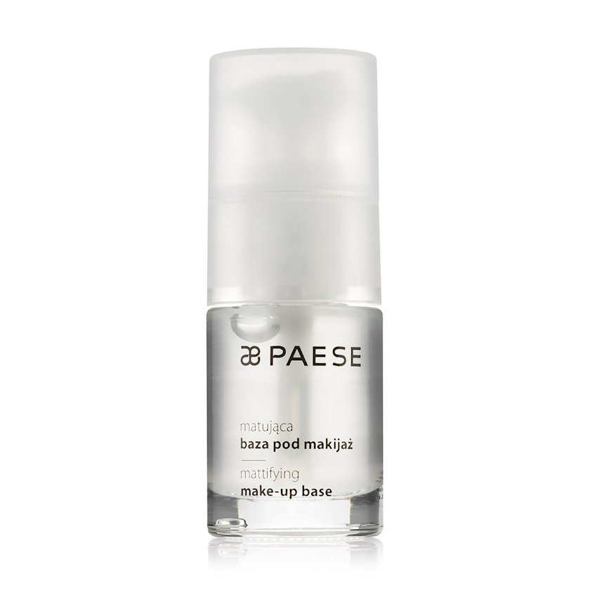 Makiyaj üçün baza Paese Mattifying Make-Up Base 15 ml